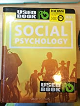 Instructor's Review Copy for Social Psychology: Goals in Interaction