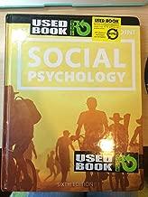 SOCIAL PSYCHOLOGY 6TH.ED. 2015
