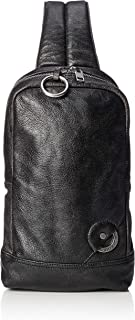 Diesel Men's VIGNON ALTAVILLA - backpack Accessory, black/White