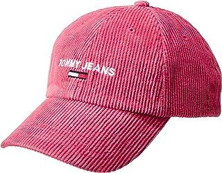 تومي هيلفغر قبعة البيسبول وسناباك ، احمر ، قياس واحد - AW0AW07228