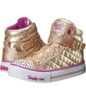 SKECHERS KIDS Twinkle Toes - Shuffles (Little Kid/Big Kid)