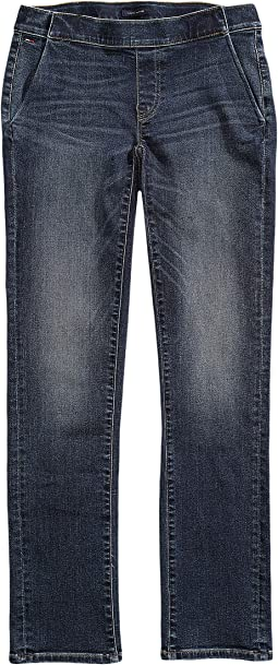 Seated Jeans Straight Fit with Velcro® Closure