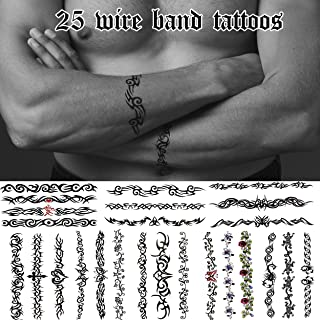 Best armband temporary tattoos Reviews