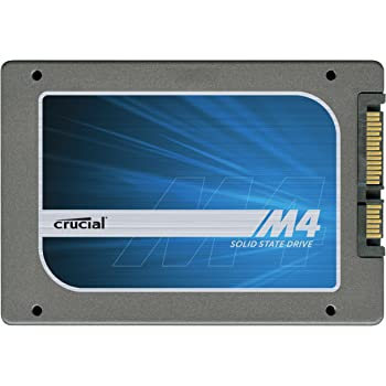 Crucial 2.5インチ 内蔵型 SATA3.0対応 M4 SSDシリーズ 64GB CT064M4SSD2