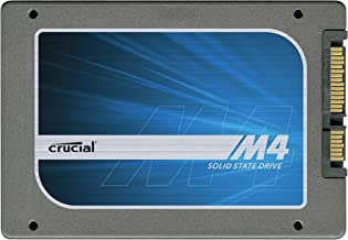 Crucial m4 64GB 2.5-Inch (7mm) SATA 6Gb/s Solid State Drive CT064M4SSD1