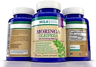 Pure Moringa Oleifera Leaf from the