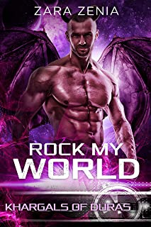 Rock My World (Khargals of Duras Book 7)