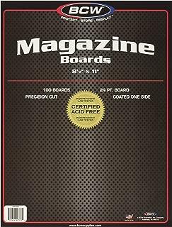 Best ultra pro magazine boards Reviews