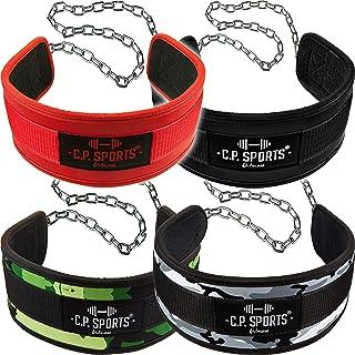 comprar comparacion C.P.Sports G5-1 - Cinturón para Flexiones y dips