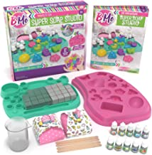 DIY Soap Making Craft Kit for Girls & Boys - Make Your Own Soap Lab Kit - Custom Reusable Mold, Multi-Color &  Scents - Gi...