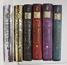 The Secrets of the Immortal Nicholas Flamel Series (5 Books Set)
