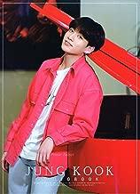 防弾少年団 BTS ジョングク JUNG KOOK 【 写真集 Premium Photo Book 大型写真集 】 + ステッカーセット 「お急ぎ便対応」