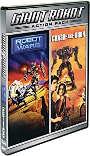 Crash and Burn / Robot Wars: Giant Robot Action Pack
