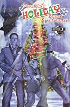 Moonstone Holiday Super Spectacular Cover B Comic (Featuring stories from the Phantom)