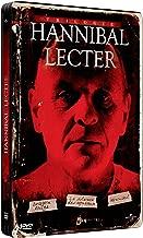 Hopkins, Anthony - Coffret hannibal lecter : dragon rouge ; le silence des agneaux ; hannibal [FR Import] (3 DVD)
