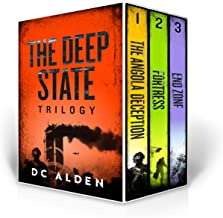 The Deep State Trilogy: A Global Conspiracy Box Set (The Deep State Series)