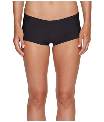 Rip Curl G-Bomb Boyleg Short 1mm (Black) Women