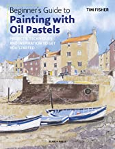 Beginner's Guide to Painting with Oil Pastels (English Edition)