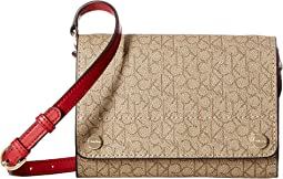 Susan Monogram Crossbody