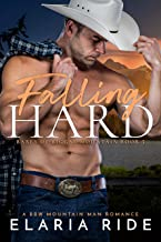 Falling Hard: A BBW Mountain Man Romance (Babes of Biggal Mountain Book 4)