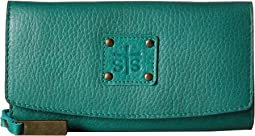 The Cassie Joh Trifold Wallet