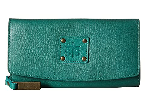STS Ranchwear The Cassie Joh Trifold Wallet Jade Fashionable Sale Online Free Shipping High Quality Cheap Authentic Cheap Clearance 9eCu5