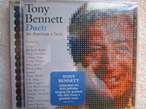 Duets: An American Classic by Tony Bennett (2006-08-03)