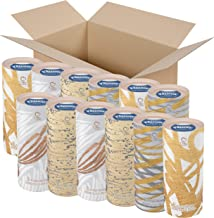 Kleenex Perfect Fit Facial Tissues, 12 Canisters, 50 Tissues per Canister (600 Tissues Total) (Packaging May Vary)