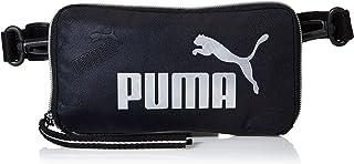 PUMA Damen Core Up Sling Bag Black Schwarz Logo