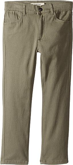 Skinny Twill Pants (Toddler/Little Kids/Big Kids)