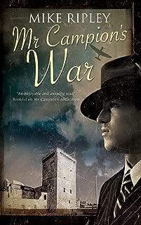 Mr Campion's War (An Albert Campion Mystery Book 5)