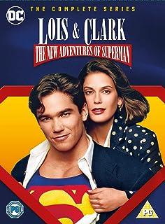 comprar comparacion Lois & Clark - The New Adventures Of Superman: Complete Series Edizione: Regno Unito Reino Unido DVD