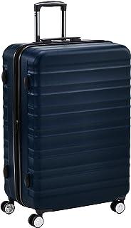 AmazonBasics Hardside Spinner With TSA Lock - 28-Inch, Navy Blue