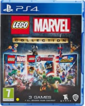 WARNER BROS Lego Marvel Collection (PS4)