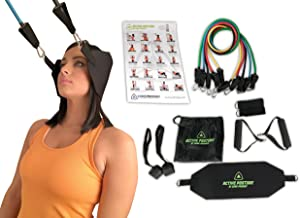 Active Posture Corrector- Neck, Back and Total Body Exercise System