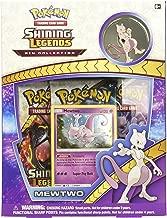 Pokémon Cards POKSM35PINBX SM3.5 Shining Legends Mewtwo Pin Box