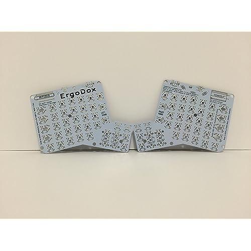 074116ecb01 Ergodox Ergonomic Mechanical Keyboard DIY PCB Boards (Set of 2)