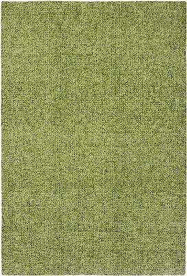 Amazon Com Liora Manne Savannah Fantasy Green Indoor Wool Rug 7 6 X 9 6 White Home Kitchen