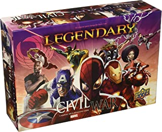 Legendary Civil War Board Game