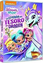 Shimmer & Shine: La Leyenda Del Tesoro Del Dragón [DVD]