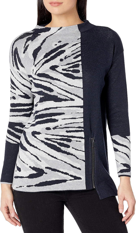 NIC+ZOE Women's Tahoe Zip Sweater