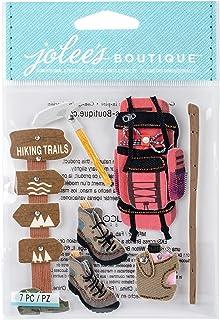 ملصقات Jolees Boutique ثلاثية الأبعاد، رحلات التنزه