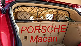 Dog Guard, Pet Barrier Net and Screen RDA65-HXXS16 for PORSCHE Macan, for Luggage and Pets