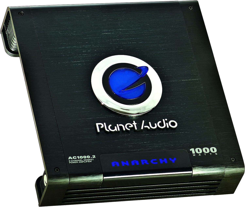 Planet Audio 1000 Watts Class A/B Budget Amplifier For Car