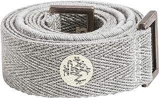 Manduka Journey On Commuter Yoga Mat Carrier, Adjustable Cotton Strap, Suitable for all Yoga Mats