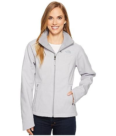 The North Face Apex Bionic 2 Jacket (TNF Light Grey Heather/Mid Grey/Mid Grey) Women