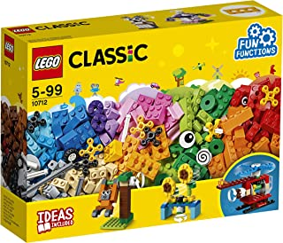 LEGO Classic Bricks and Gears 10712 Playset Toy