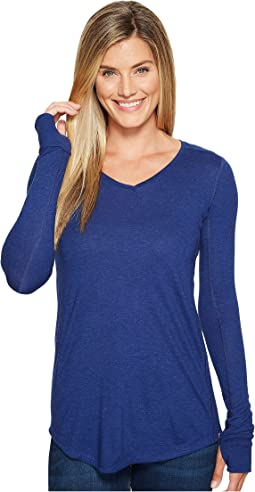 Toad&Co Aria Vee Long Sleeve Top