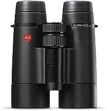 Leica Ultravid 10x42 HD Plus Binoculars With AquaDura Lens Coating, Black