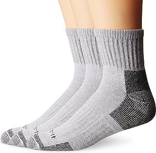 Carhartt Men's 3 Pack Work Quarter Socks